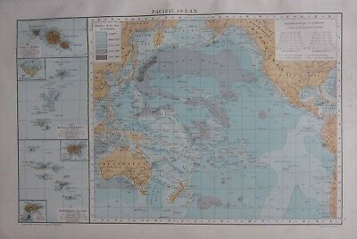 ANTIQUE PACIFIC OCEAN Island Map Tahiti Hawaii Samoa New ... on large map of australia, large map of pacific northwest, large map of chesapeake bay, large map of guam, large map of maui, large map of southeast asia, large map of singapore, large map of pacific ocean, large map of northern europe, large map of the west indies, large map of the philippine islands, large map of british isles, large map of puerto rico, large map of st. maarten, large map of france, large map of holy land, large map of fiji, large map of central america, large map of south pacific, large map of new england,