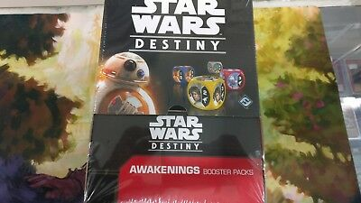 Star Wars Destiny Awakening - Booster Box -NEW FACTORY SEALED