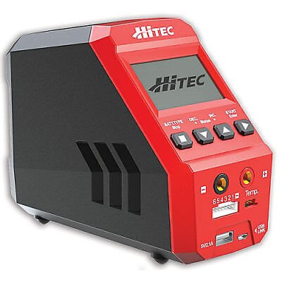 Hitec RCD Inc. RDX1 AC/DC Battery Charger/Discharger, HRC44245