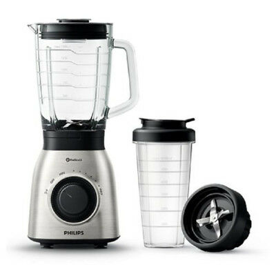 Philips Viva Collection Blender 700W 2L Glass Jar On the Go bottle accessory