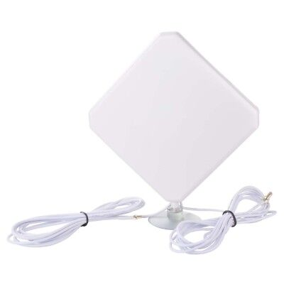 TS9 Plug 4G LTE Antenna Dual Mimo 35dBi High Gain Network WiFi Booster BI622