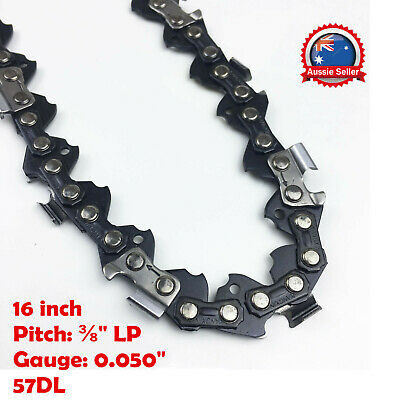 Best to Buy New 16inch Chain Saw Chain .050 Gauge 57DL Replacement