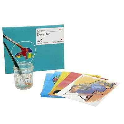 Aquapaint Reusable Painting Activities by ActiveMinds - Days Out