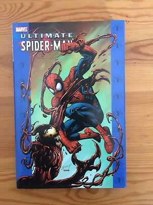Marvel Ultimate Spider-Man Volume 6 - Hardcover 28 cms x 19 cms. First Print