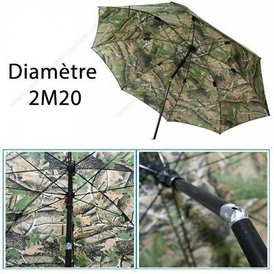 Parapluie pêche / chasse camouflage / forest