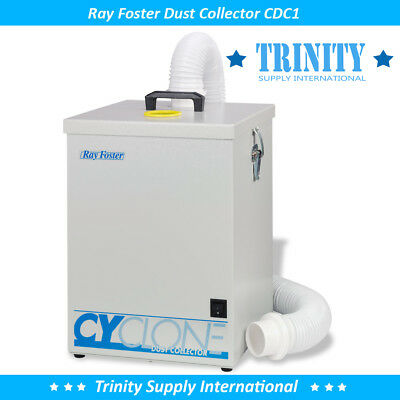 Ray Foster Dust Cyclone Collector CDC1 Dental Lab Quality & Durability NEW