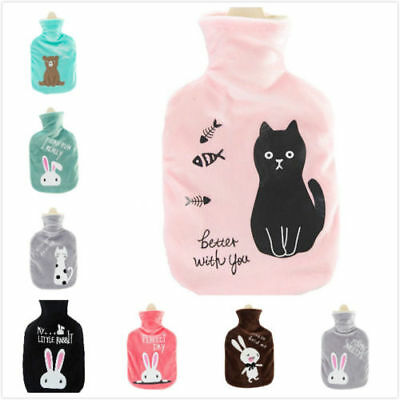 Lovely Soft Animal Portable / Novelty /Pain Relief Rubber Hot War Water Bottles