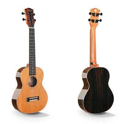 Full Solid Red Pine/ebony Tenor (26'') Ukulele