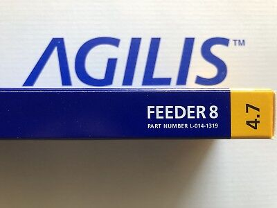 New in Box - MyData Agilis insert - Feeder 8 Yellow 4.7mm - Mycronic L-014-1319