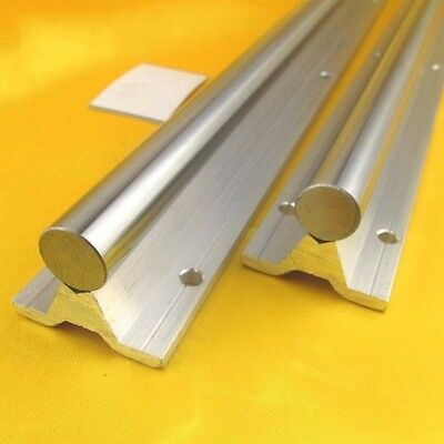 SBR50 Fully Supported Linear Rail Shaft Rod With Support Dia 50mm FREE SHIPPING