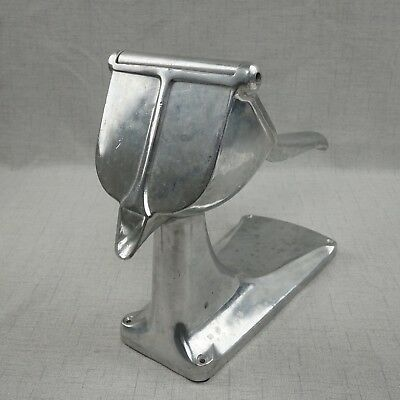 Vintage Counter Top Simple Super Italian Juicer - NO Strainer