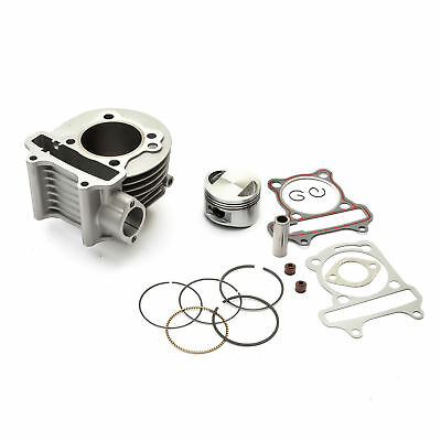 Zheijiang Zongshen CYLINDER BARREL UPGRADE KIT 125cc-150cc GY6 Chinese Scooter