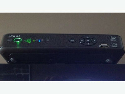 AT&T U-VERSE ISB7105 Cisco Cable Box Wireless TV Receiver #6 ...