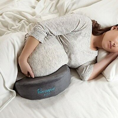 Maternity Wedge Pillow Pregnancy Memory Foam Back Support Bed Positioners Baby