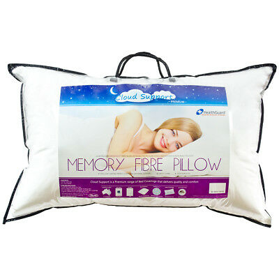 NEW Cloud Support Memory Fibre Pillow - Easy Rest,Pillows