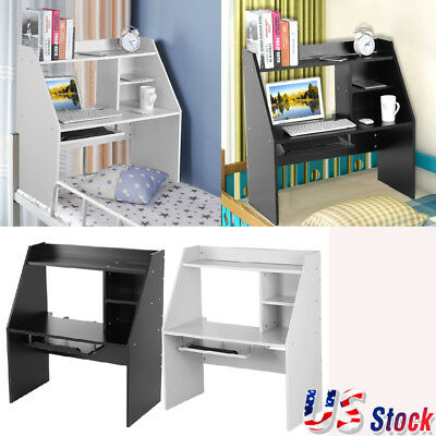WALL MOUNTED DESK Home Office Computer Table Bedroom ...