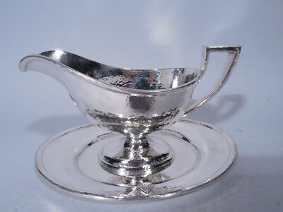 Gorham / Durgin Gravy Boat - Sauce Sauceboat  American Sterling Silver - 1915