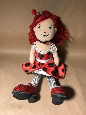 Manhattan Toy Groovy  Girl Lana Plush Doll 14""