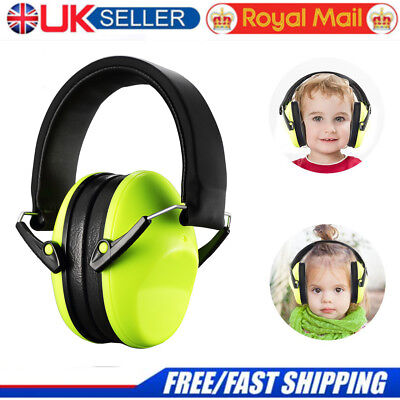 Soft and Comfortable Hearing Protection Noise Reduction Ear Muffs NRR 25db UK