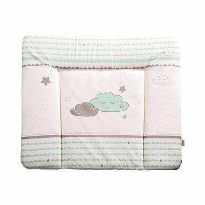 ROBA Wickelauflage Happy Cloud 75x85 cm Wickeltischauflage NEU mint / taupe
