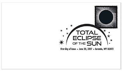 *NEW* 2017 US Total Eclipse of the Sun FDC - 2017