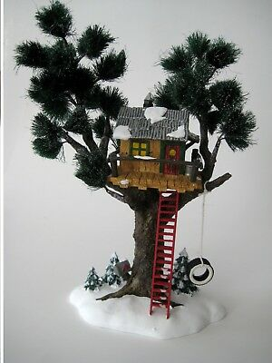 Department 56 - Treetop Tree House - Snow Village -by Department 56  - #54890