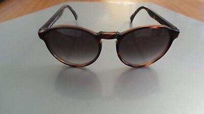 670aa3882f39 Vintage Classic Panto Sunglasses in Brown Patterned by FABRIS LANE ETALIA