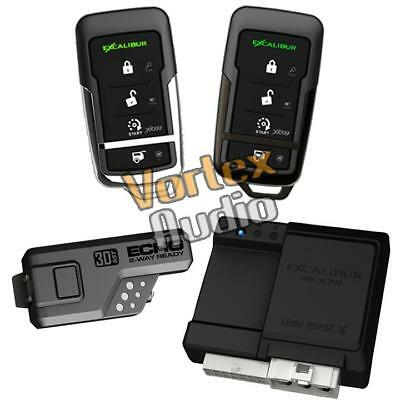 Excalibur rs 375 3d deluxe remote start keyless entry system w 4 excalibur 900mhz keyless entry remote start rs 375 3d publicscrutiny Images