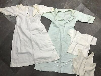 Vintage Cotton Baby Toddler Sleeper Gowns and Shirts Penneys Toddletime