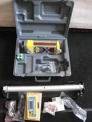 Spectra Precision/Trimble LR50 Laser Receiver With RD20 NEVER USED