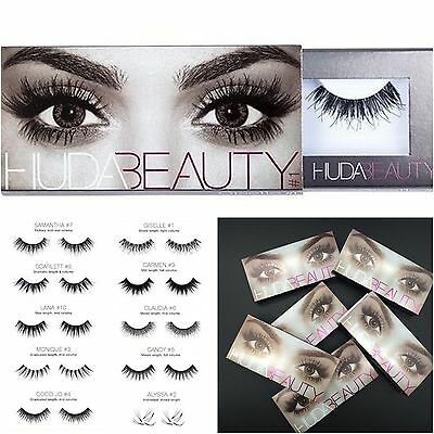 Faux Cils Huda Beauty Model Au Choix Collection Mink ! Neuf ! Saint Valentin !