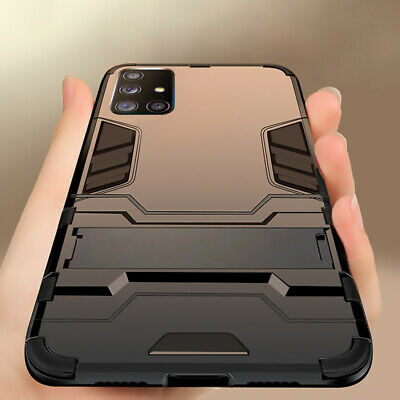 Hybrid Armor Shockproof Case Stand Cover For Samsung Galaxy S9 + J3/J5/J7 2017
