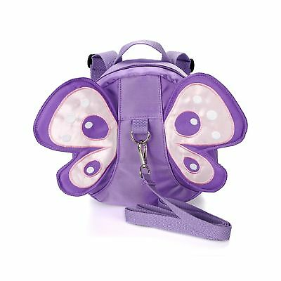 Hipiwe Baby Anti-lost Backpack Butterfly Walking Safety Belt Harness Toddler ...