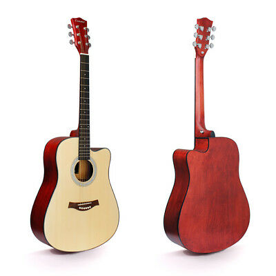 Full Size Plywood Acoustic Guitar