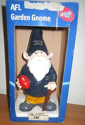 West Coast Eagles - Large Garden Gnome - AFL approved/licensed product
