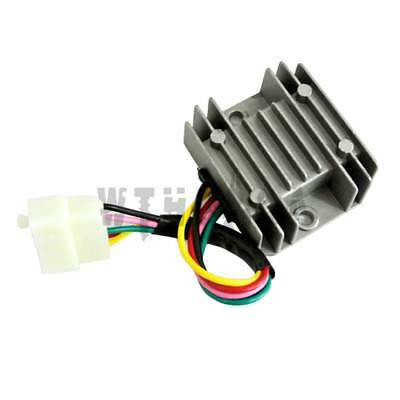 5 Wire Voltage Regulator Rectifier Fit HONDA CG125 GY6 50cc 125cc 150cc Scooter