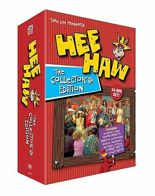 HEE HAW Collectors Edition Boxset (DVD 2016) New Sealed