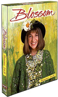 Blossom Complete First Second Season 1 2 DVD Set Series TV Show Video Collection