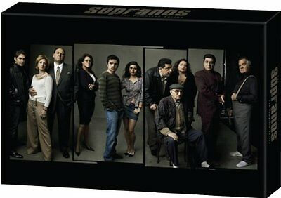The Sopranos Complete Series Seasons 1 2 3 4 5 6 DVD Set Collection TV Show Box
