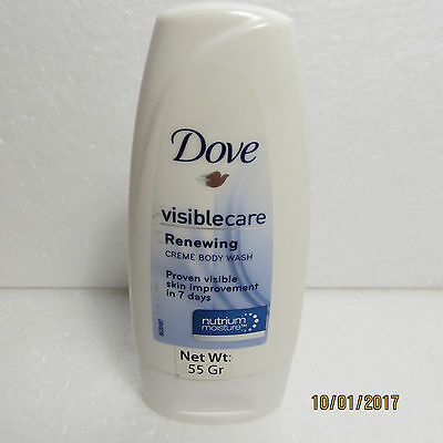 Dove Dove VisibleCare Renewing Creme Body Wash...55 Gr..Last Of Stock...