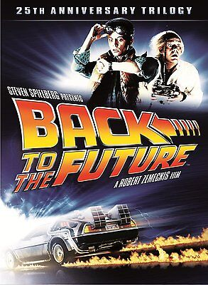 Back to the Future 1-3 Complete Collection Trilogy Movies DVD SET Michael Lot TV
