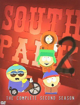 South Park Complete First Season 2 Two DVD SET Series Collection Episode TV Show