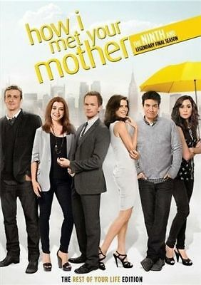 DVD Set HOW I MET YOUR MOTHER THE NINTH AND LEGENDARY FINAL SEASON Nine 9