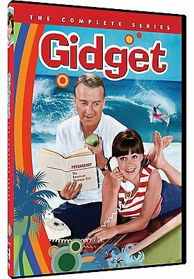Gidget Complete Series DVD Set TV Show Series Season Episode Film Box Collection