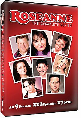 Roseanne Complete Series DVD Set Season 1 2 3 4 5 6 7 8 9 Collection TV Show Box