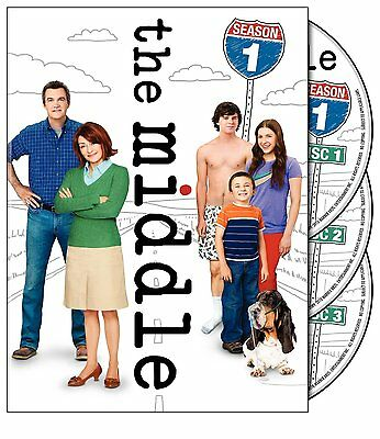 The Middle TV Series Complete 1st First Season 1 One DVD Set Collection Show R1