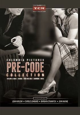 Columbia Pictures Pre-Code Complete Collection DVD Set All 5 Film Box TV TMC USA
