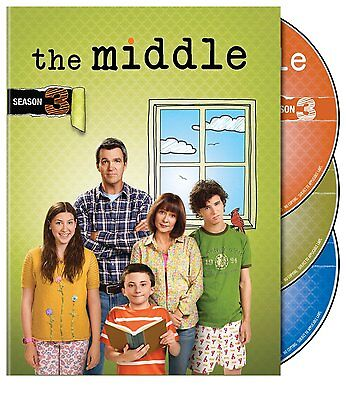 The Middle TV Series Complete 3rd Third Season 3 Three DVD Set Collection Show R