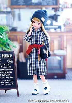 "Licca Doll Bijou series Candy Date 9"" (new without box) Takara LD"