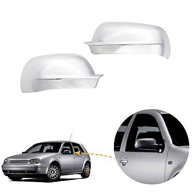 VW GOLF MK4 & Bora Passat B5 wing mirror cover chrome
